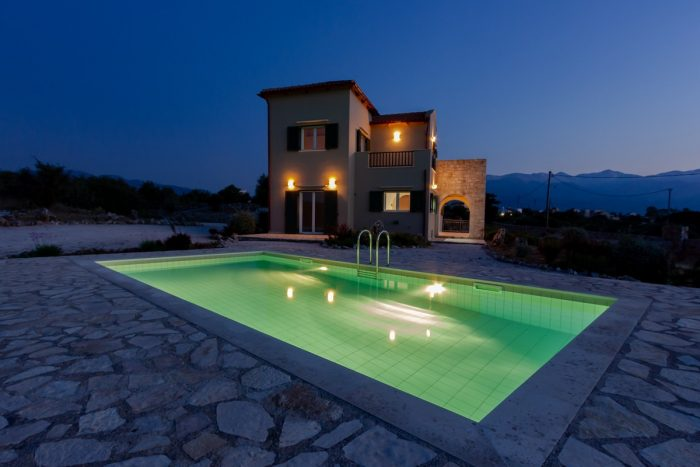 Exclusive villa with private swimming pool