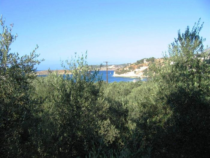 Plot with sea view and close to beach in Kera, Apokoronas