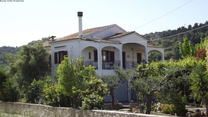 For sale furnished villa in Gavalochori, Apokoronas