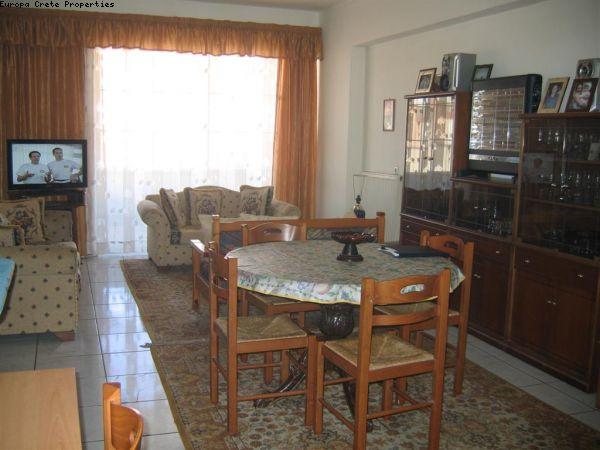 Apartment in the area Dikastiria