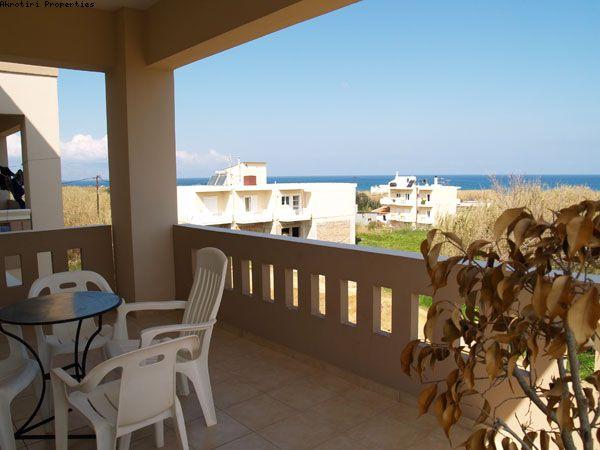 Apartment near the beach, in Gerani