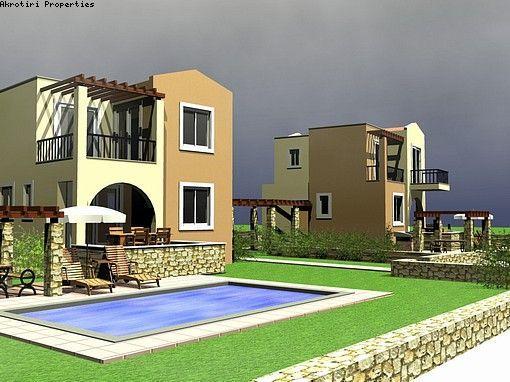 Detached villas in Apokoronas