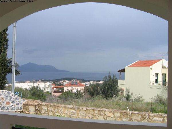 Detached house with sea view, in Apokoronas