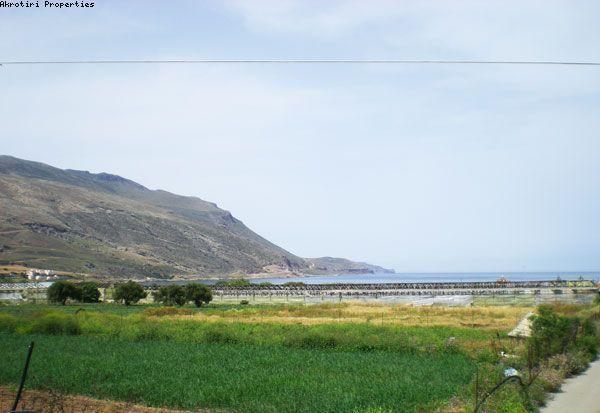 Οικόπεδα στη Γραμβούσα με θέα θάλασσα