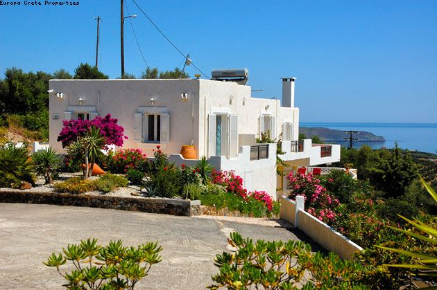 Four luxury villas for sale in Pano StalosTHIS PROPERTY IS SOLD