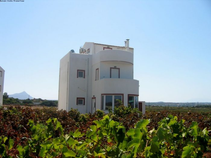 Detached house for rent in Stavros