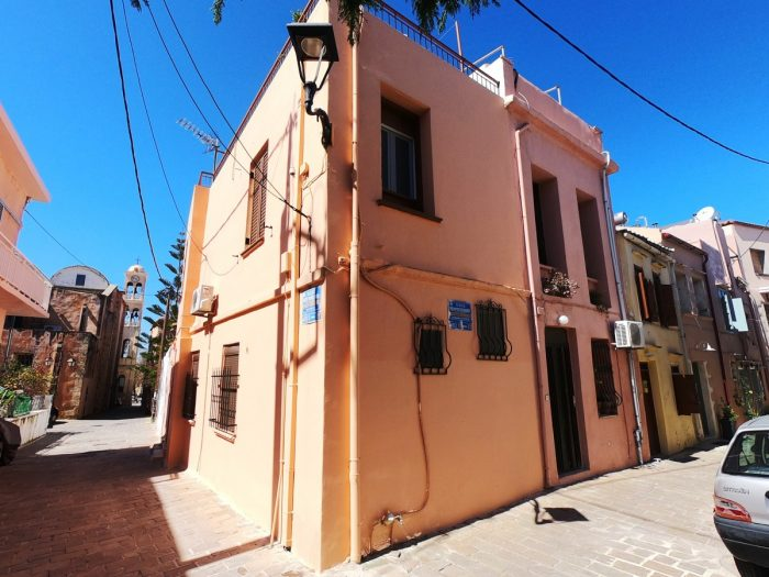 Summer holiday apartment in the old town of Chania
