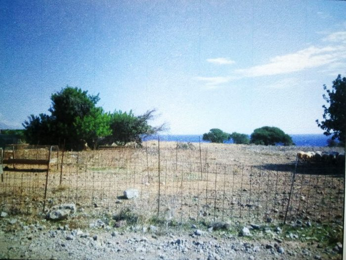 Coastal plot in southern Crete for sale
