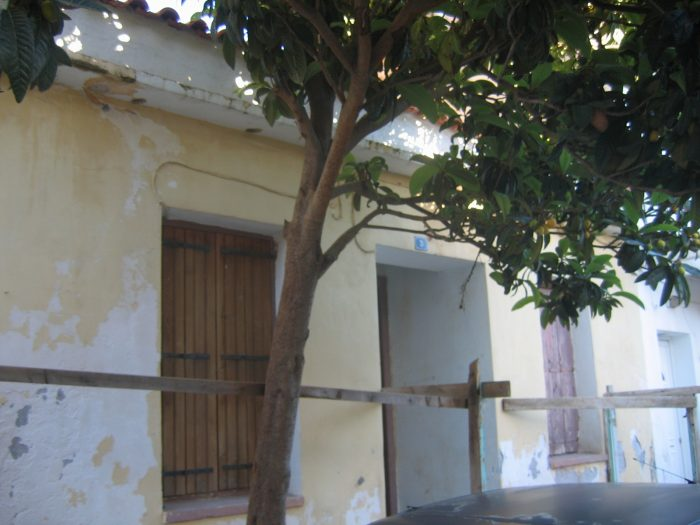 Old stone house for sale in Chania
