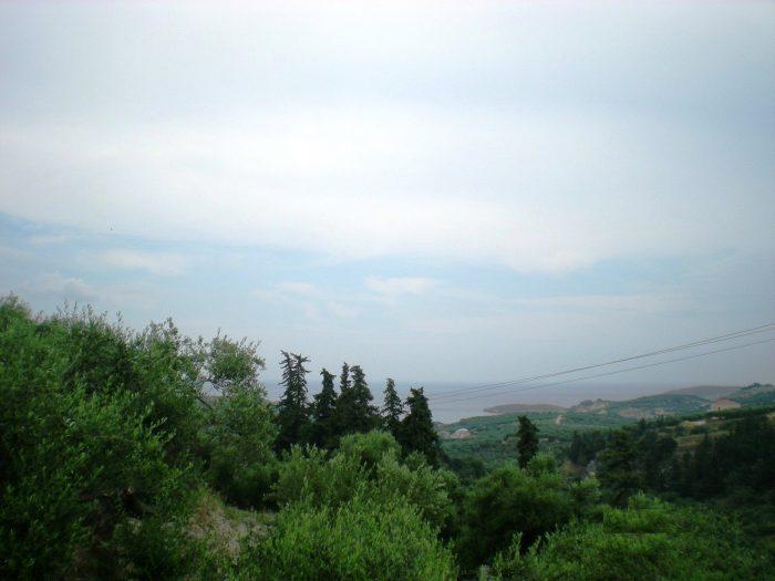 Οικόπεδο με θέα προς τα Λευκά Ορη