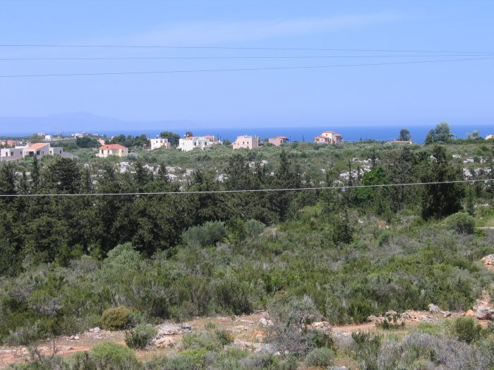 Plot for sale on the Akrotiri Peninsula BARGAIN
