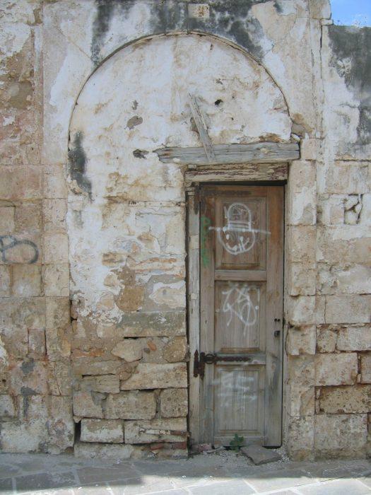 Πωλείται ερείπιο στην Παλιά Πόλη