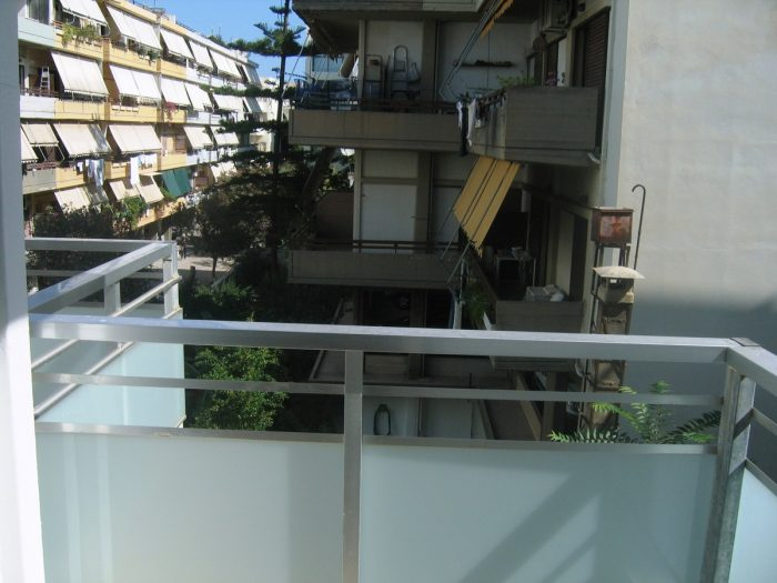 Two-bedroom apartment in the center of Chania
