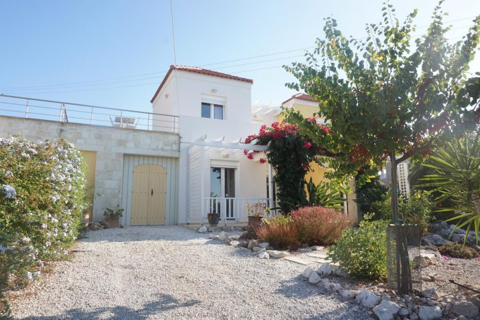 Villa with sea view and private pool in Kambia, Apokoronas