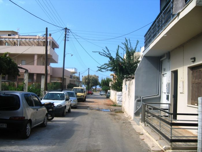 Apartment near the sea in Chania