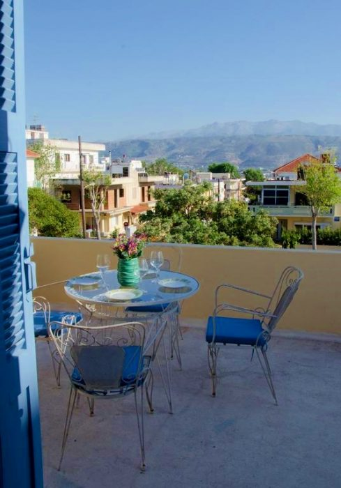 3-bedroom apartment for a long term rent close to Chania center