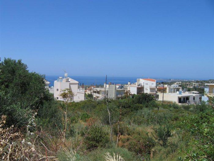 For sale plot within town plan in Kounoupidiana-Agios Onoufrios