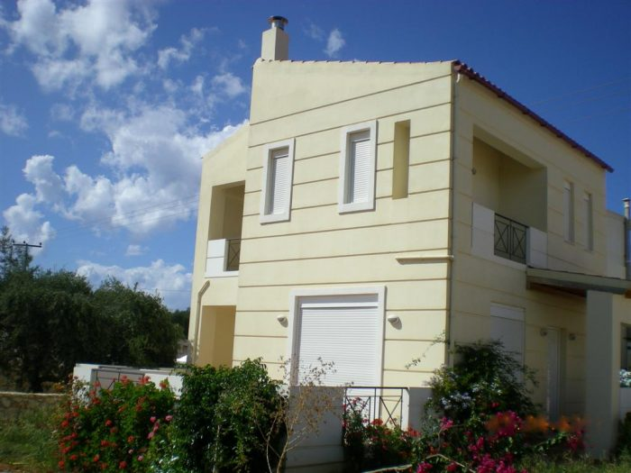 New detached house in Aroni