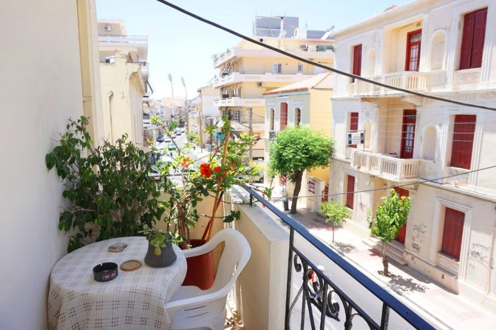 One-bedroom apartment in Chania