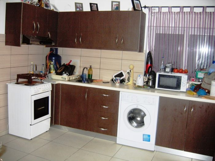 Ground floor apartment in Nea Chora