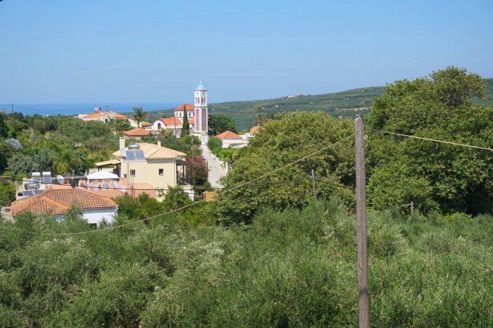 Plot in Spilia close to Kolymbari