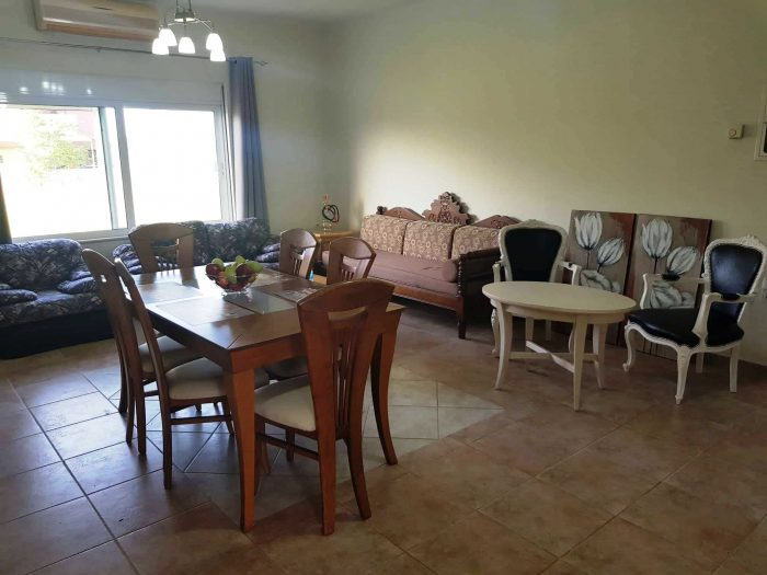 Ground floor semi-detached house for rent in Maleme
