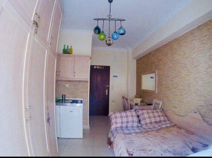 Small furnished studiofor sale in the center of Chania