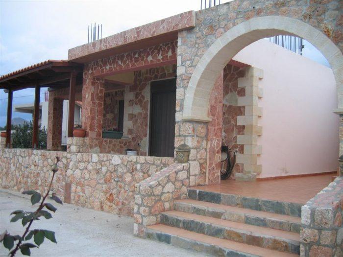 Furnished houses in Horafakia of Akrotiri