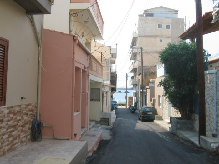 Small house for rent in Nea Chora